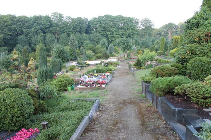 Marienfriedhof Witten Weg