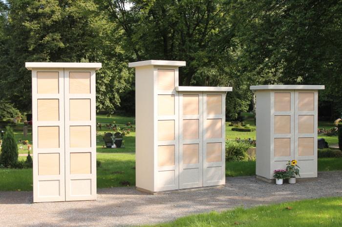 Friedhof Bochum Werne Kolumbarium