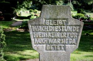 Städtischer Friedhof Werne – Bochum